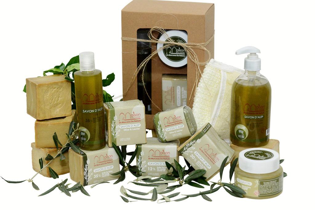 Fabricants du savon d'Alep
